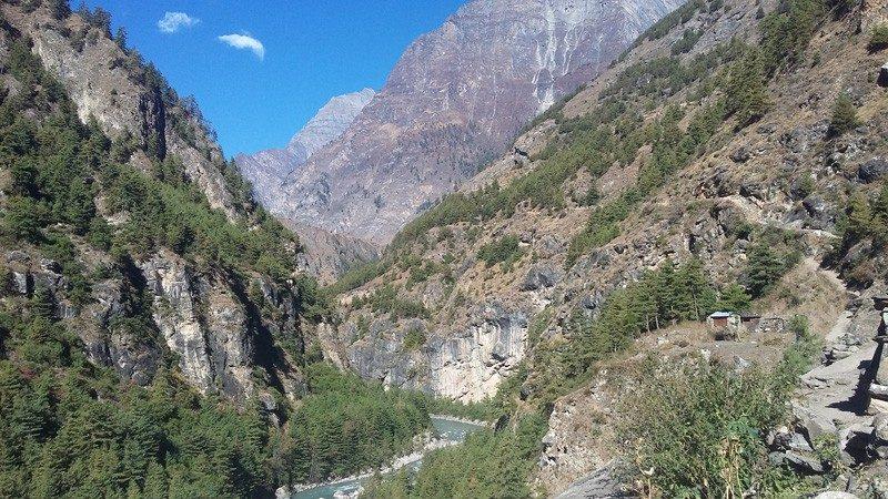 Manaslu trekking 3