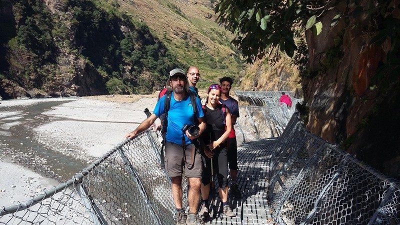Manaslu trekking 5