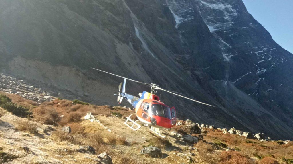 Mera peak climbing 10