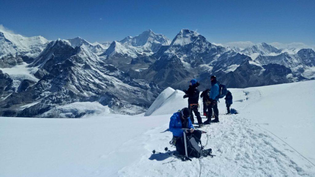 Mera peak climbing 2
