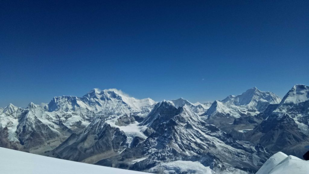Mera peak climbing 3