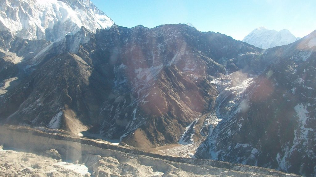 Mount everest helicopter tour 2