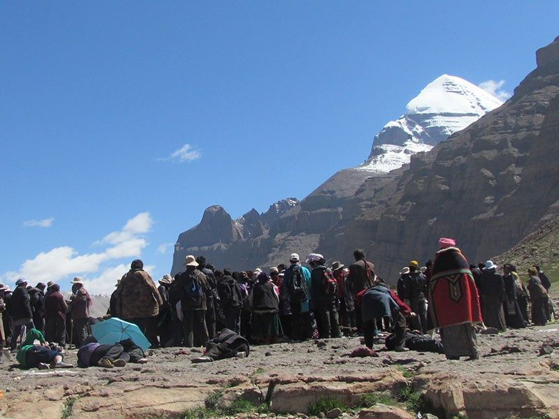 Mt kailash yatra by helicopter 2