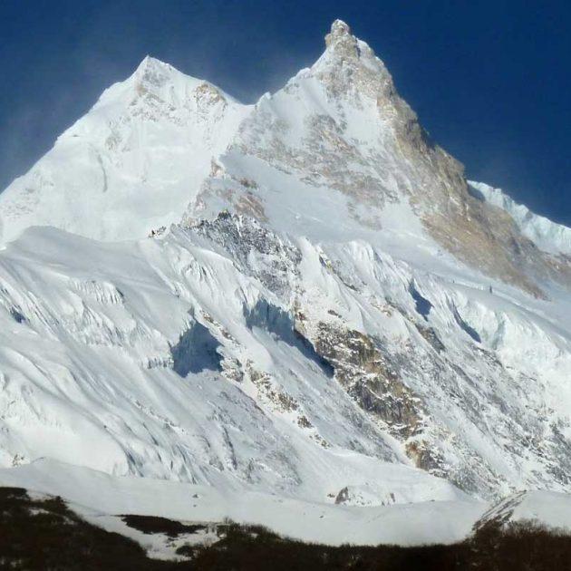 Mt manaslu expedition 1