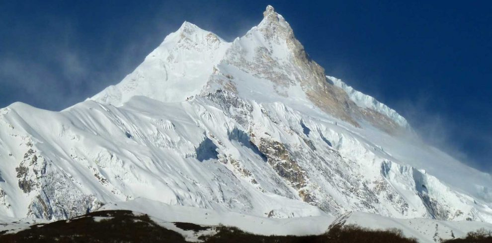 Mt manaslu expedition 1