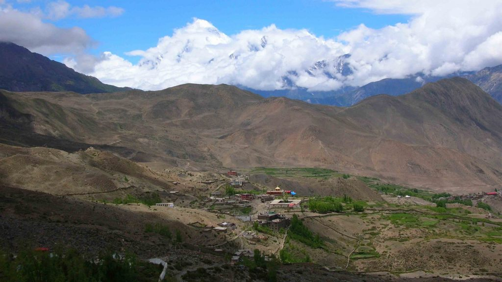Muktinath helicopter tour 1