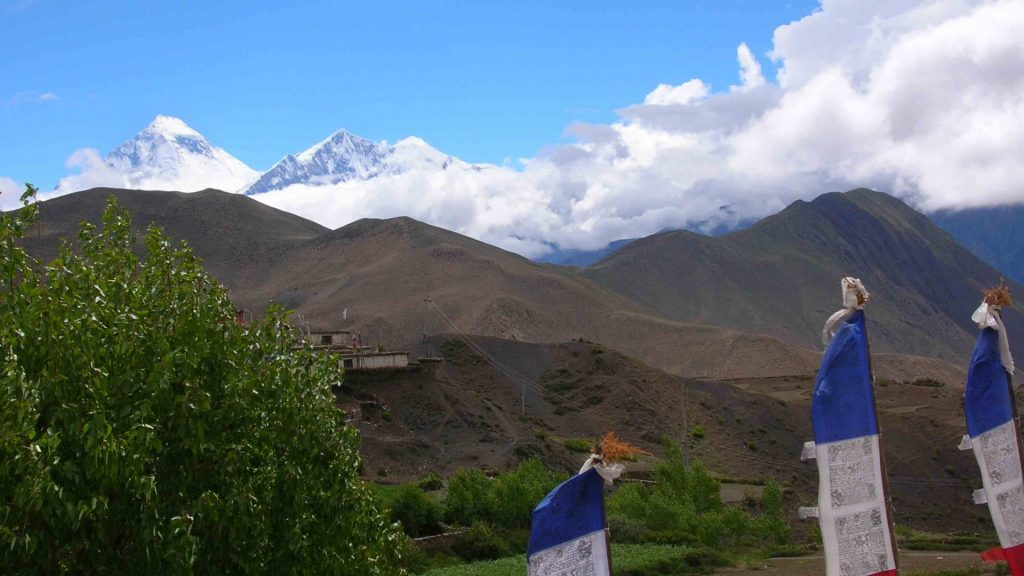 Muktinath helicopter tour 4