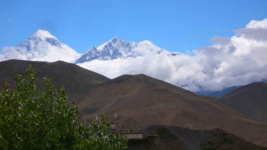 Muktinath helicopter tour 5