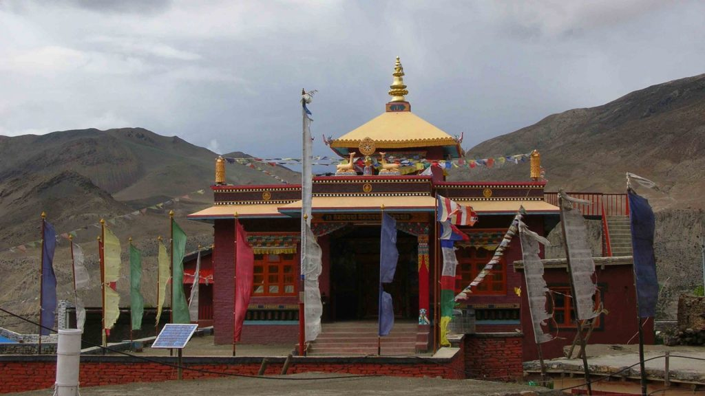 Muktinath helicopter tour 6