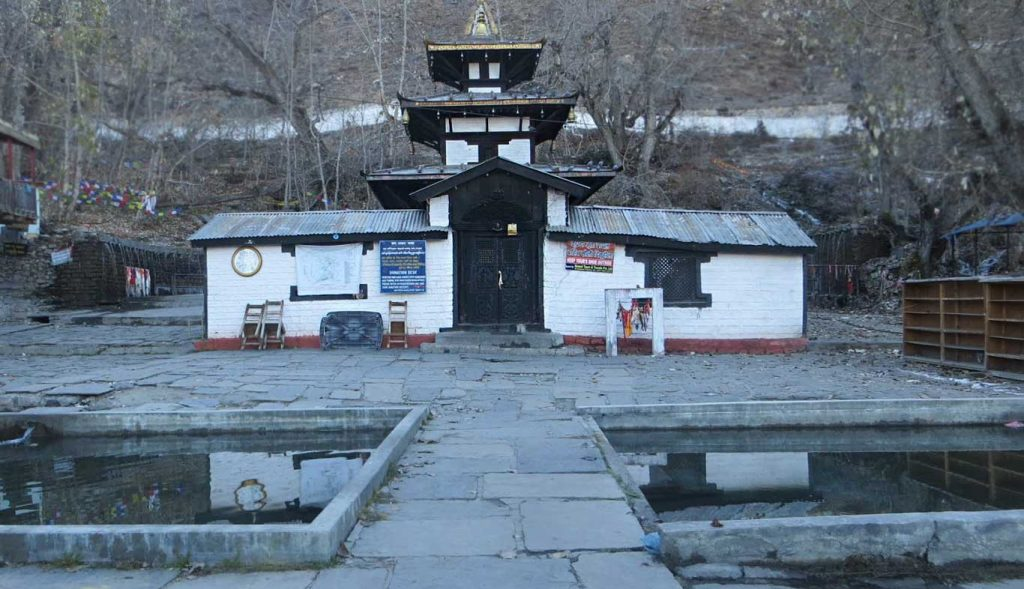 Muktinath helicopter tour 7