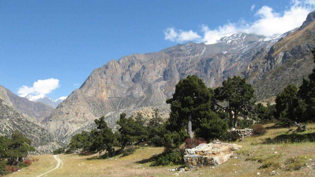 Nar phu valley trek 1
