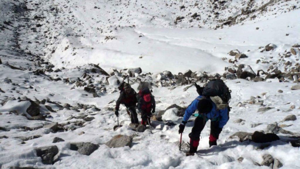 Naya kanga peak climbing 1