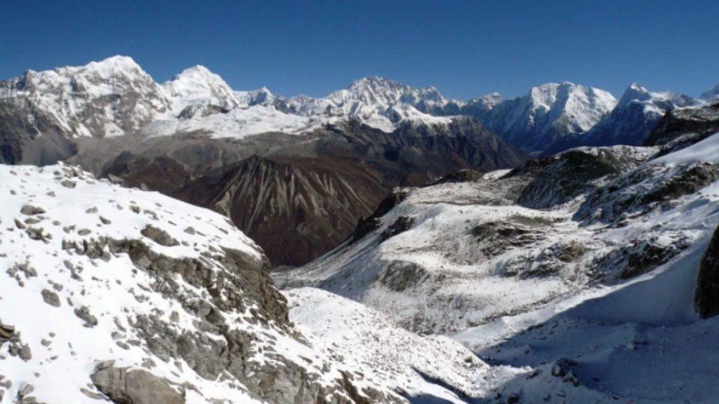 Naya kanga peak climbing 15