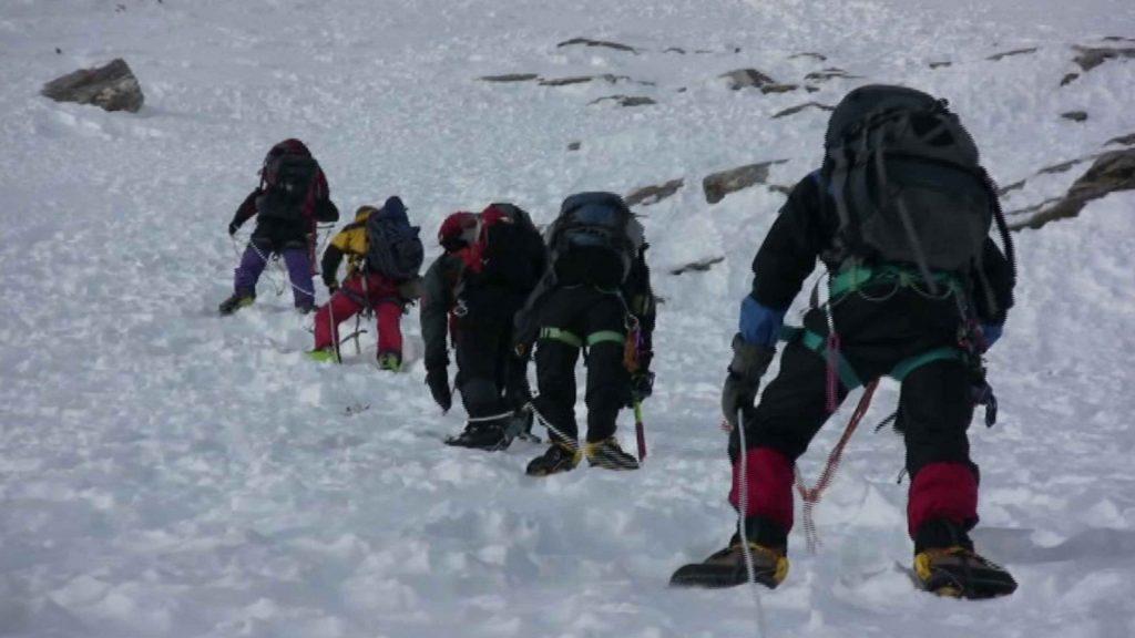 Naya kanga peak climbing 17