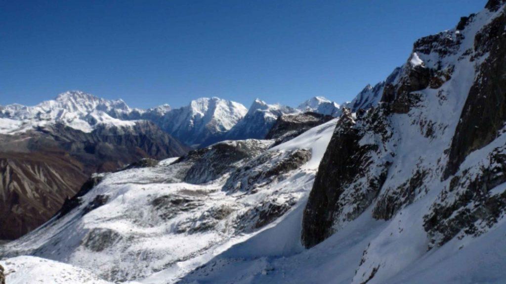 Naya kanga peak climbing 7