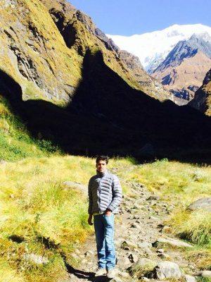 Ram sharan timalsina