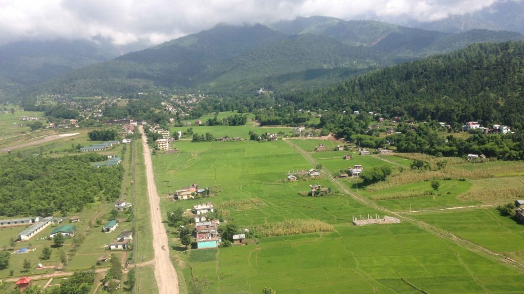Rara lake helicopter tour 3