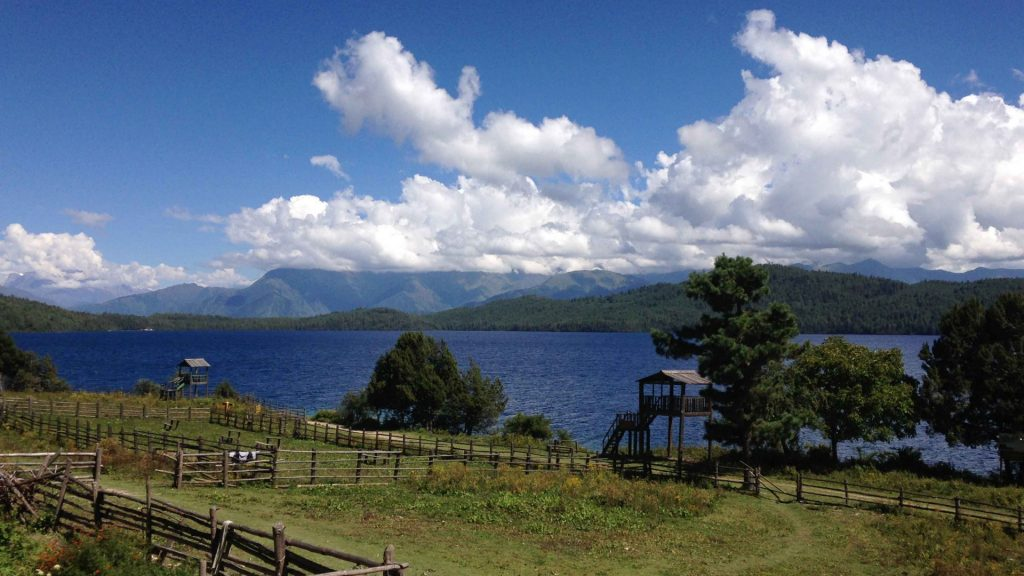 Rara lake helicopter tour 8
