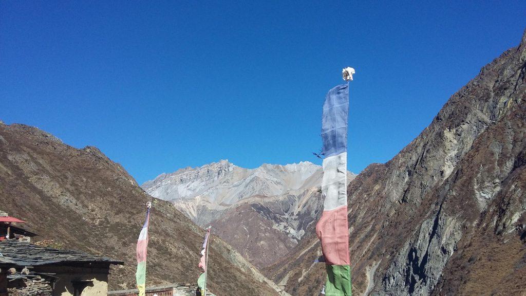 Tsum valley trekking 1