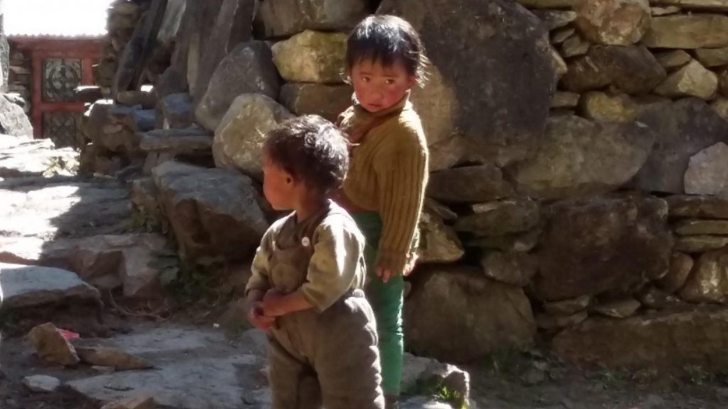 Tsum valley trekking 12