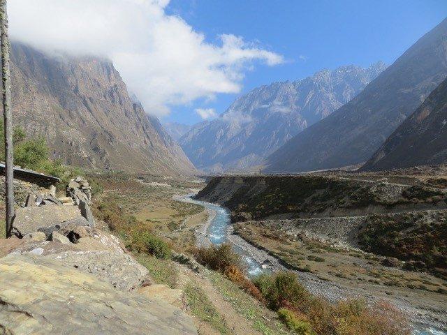 Tsum valley trekking 5