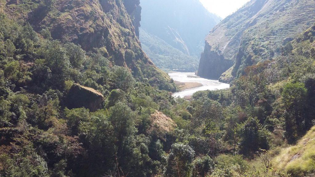 Tsum valley trekking 9