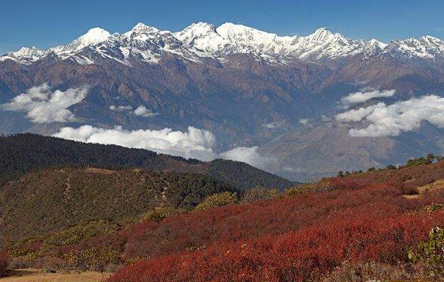 Ganesh himal ruby valley trek 001