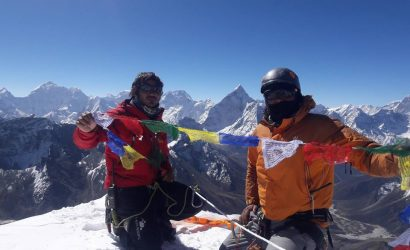 Lobuche west peak 002