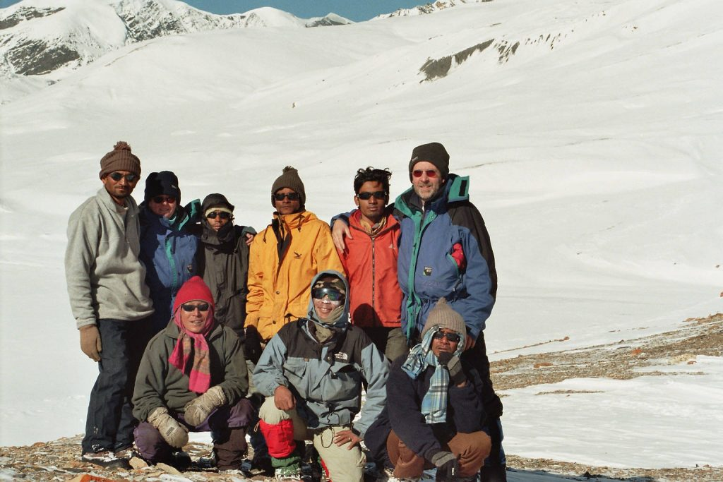 Mount dhaulagiri expedition (6)