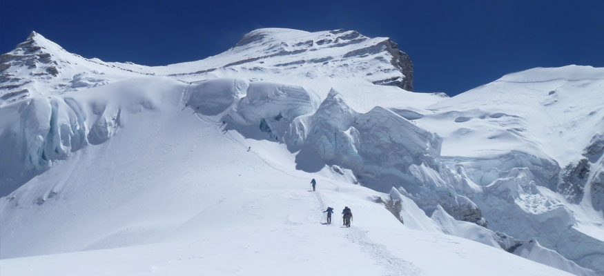 Mt cho oyu expedition 3