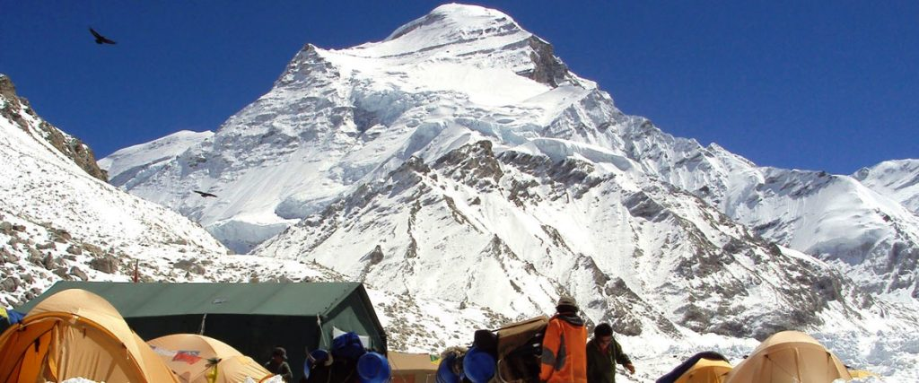 Mt cho oyu expedition 5