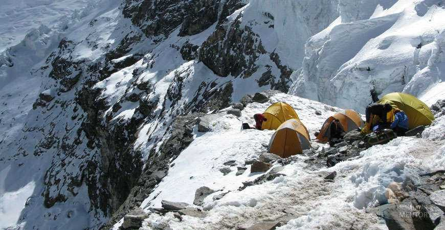 Mt kanchenjunga expedition 1
