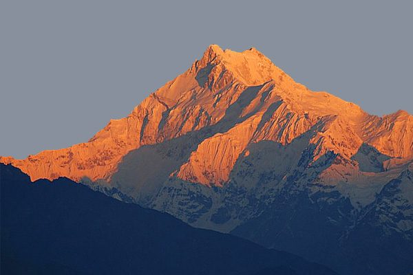 Mt kanchenjunga expedition 4