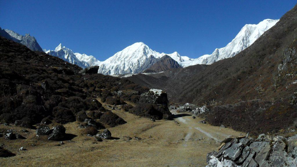 Larke peak (132)