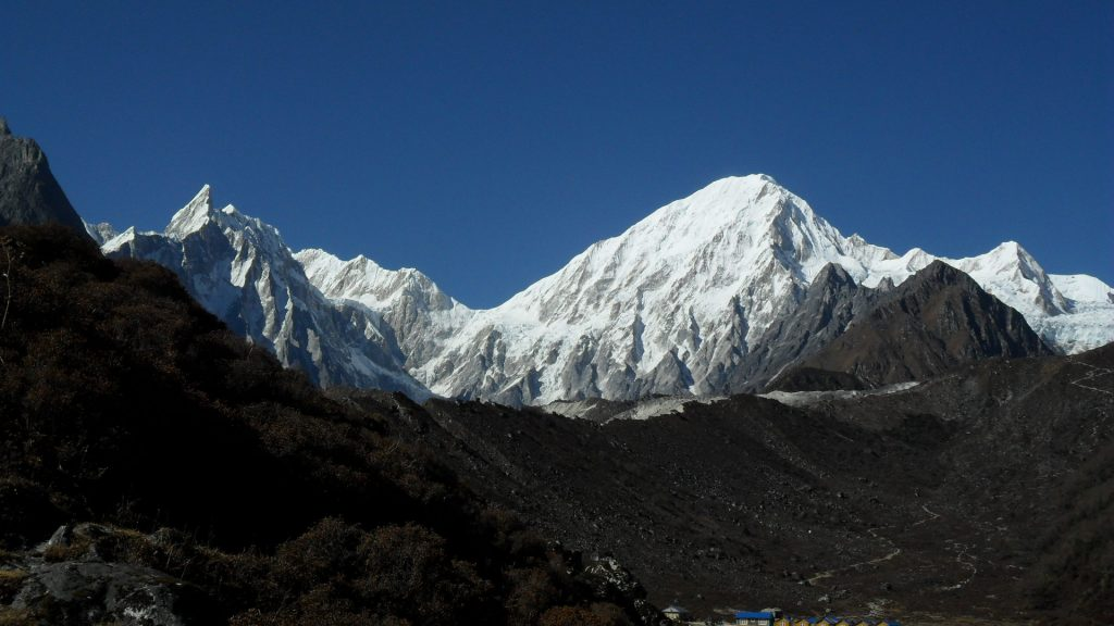 Larke peak (134)