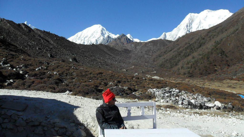 Larke peak (140)