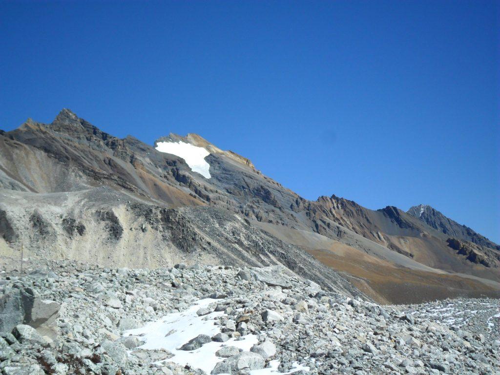Larke peak (190)