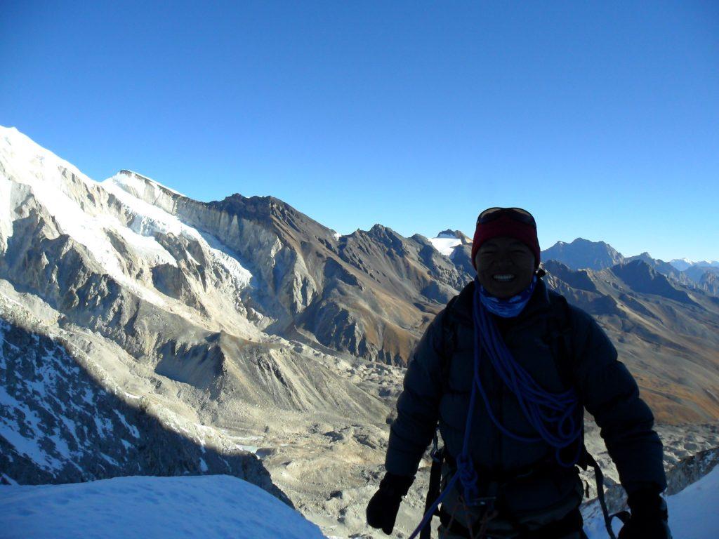 Larke peak (194)