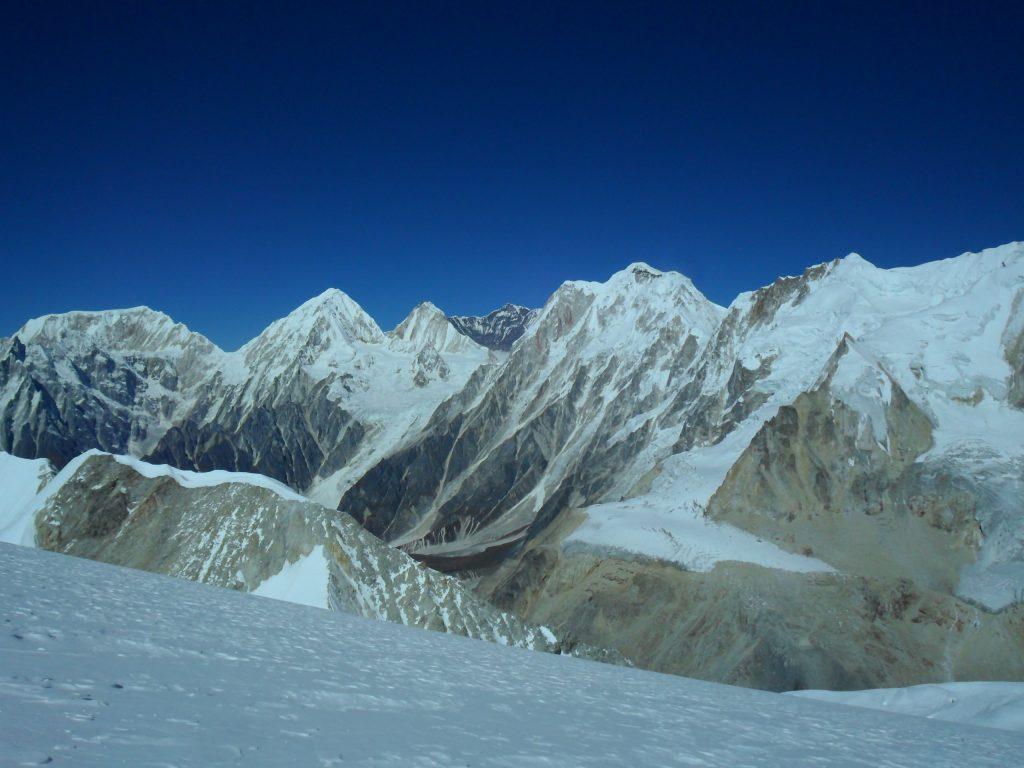 Larke peak (201)