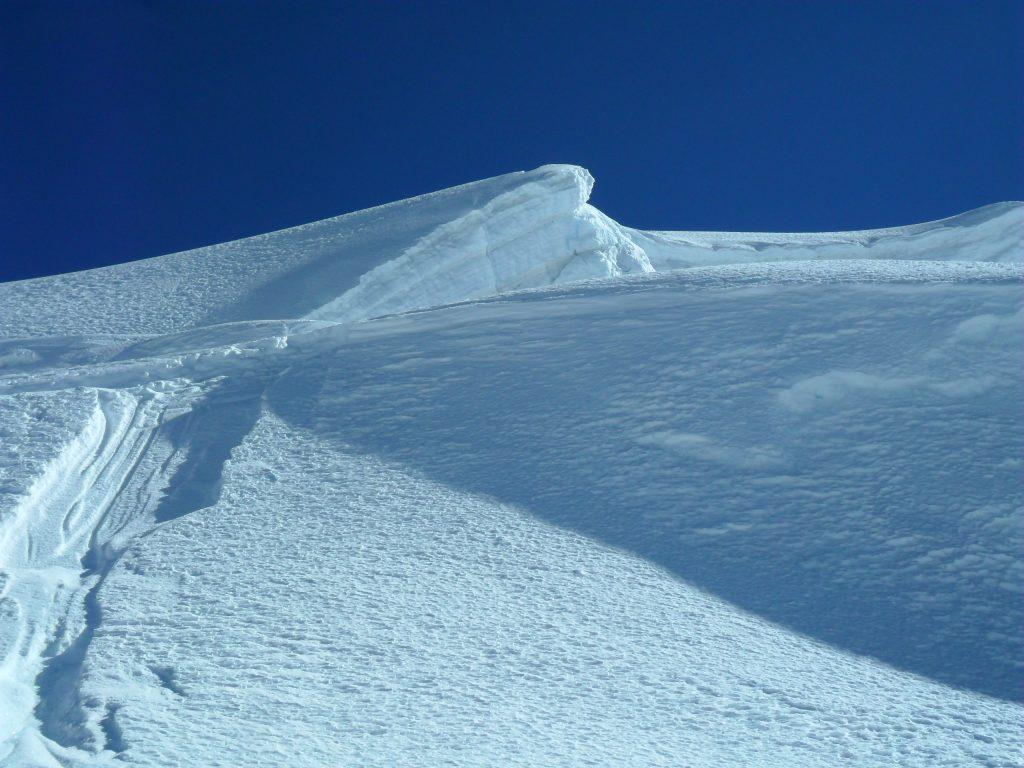 Larke peak (203)
