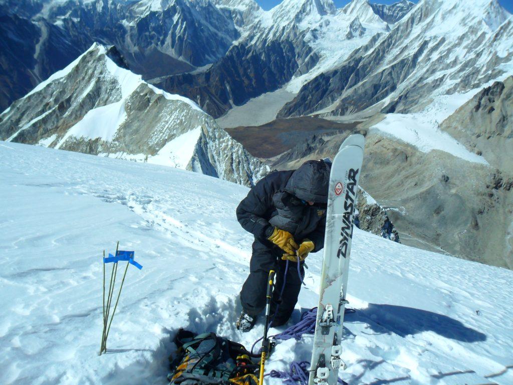 Larke peak (205)