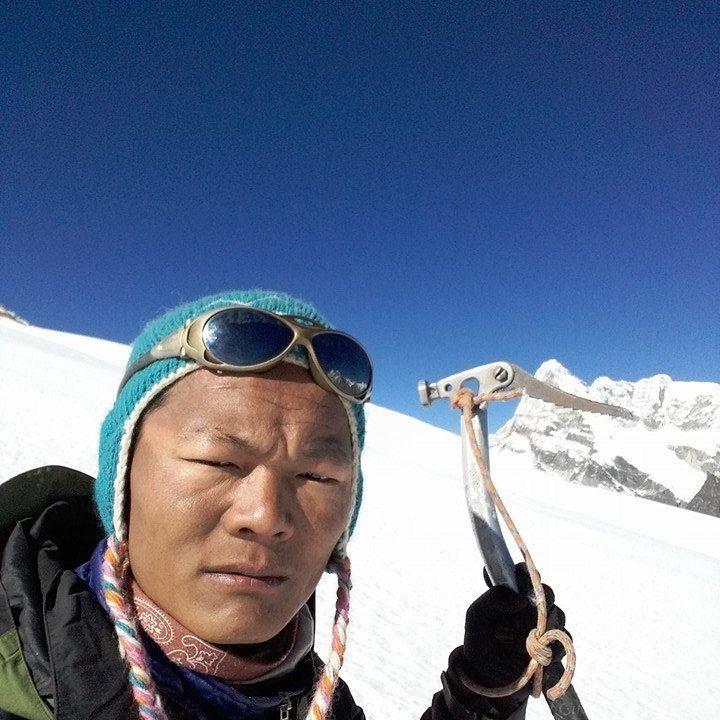 Ramdung peak 001