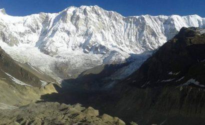 Singu chuli peak