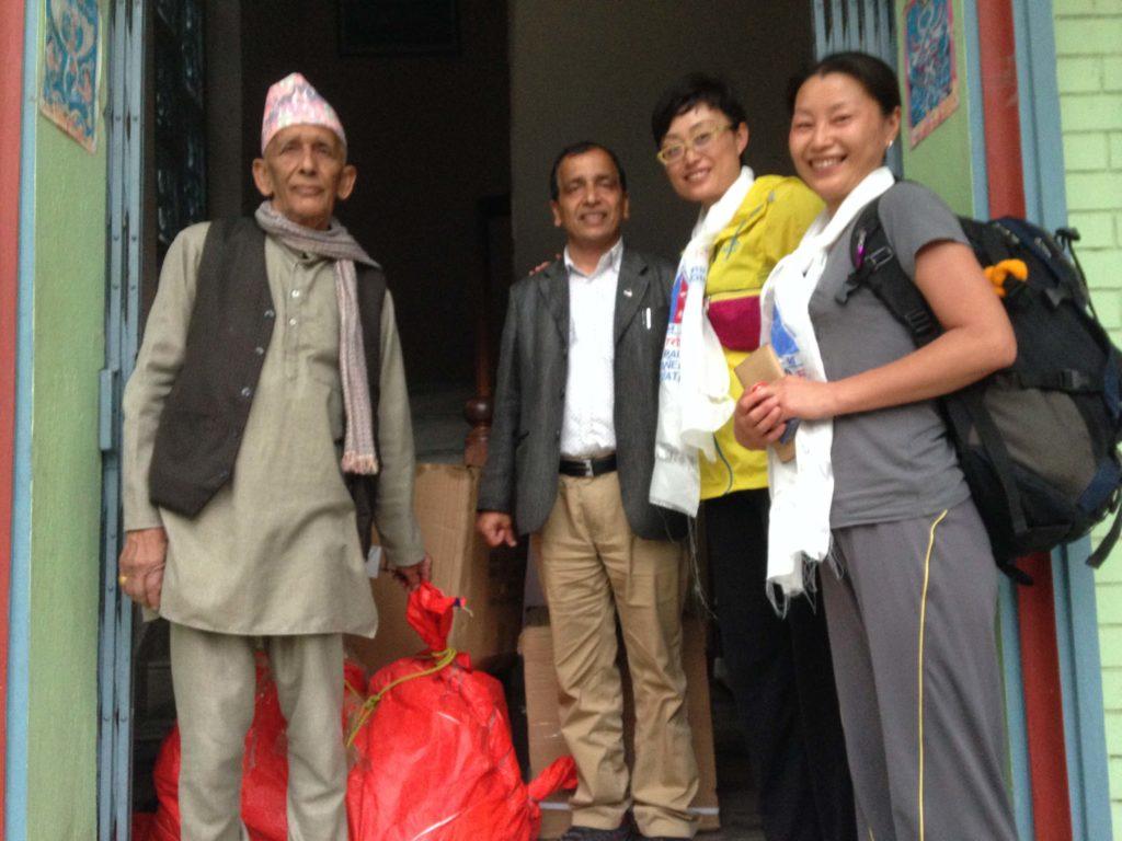 Social work volunteer (1)