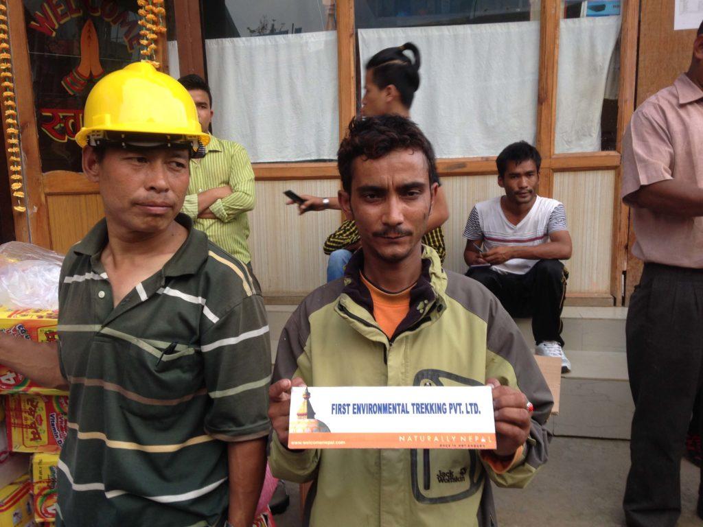 Social work volunteer (2)