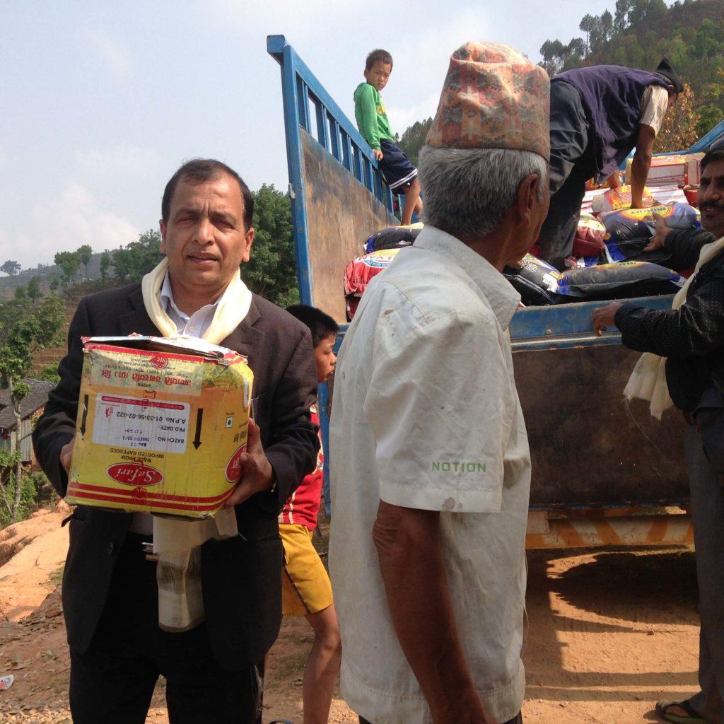 Social work volunteer (7)