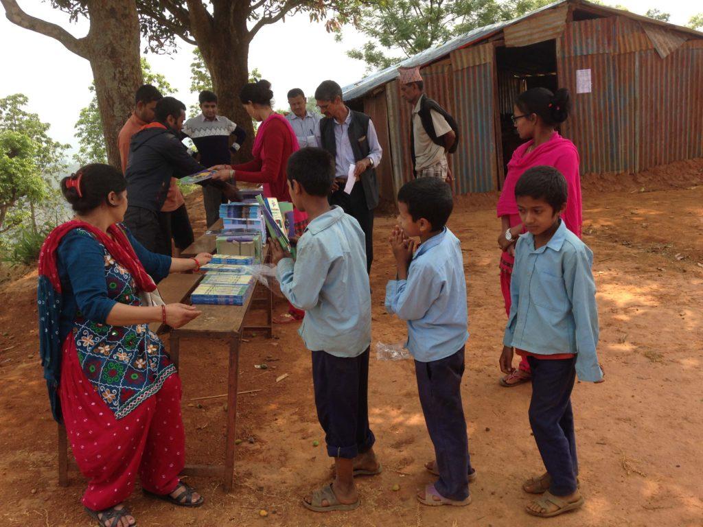 Teaching volunteer (11)