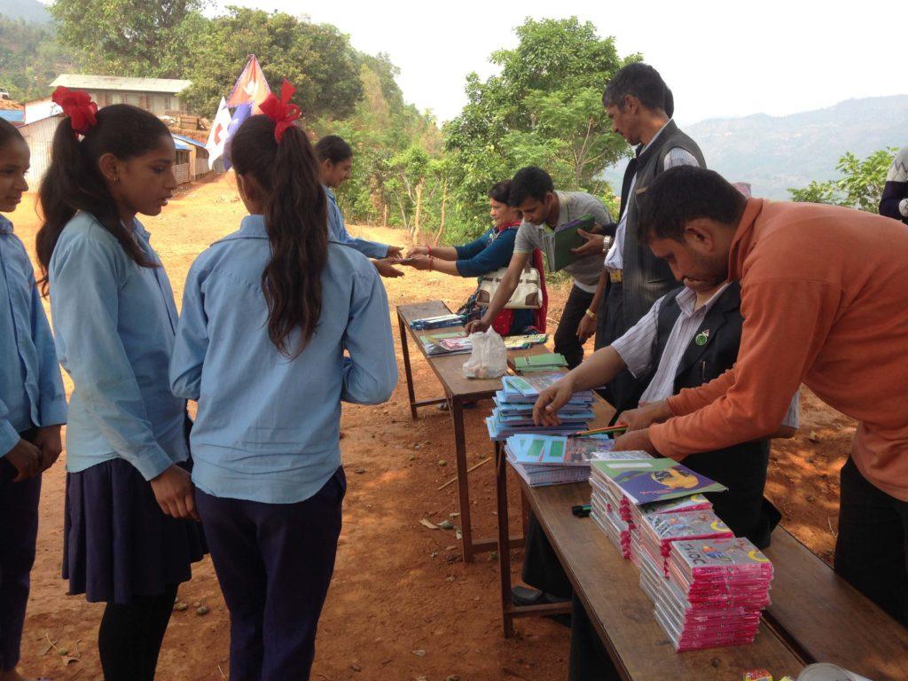 Teaching volunteer (14)