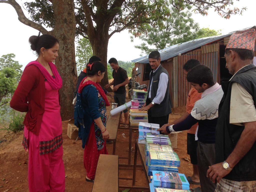 Teaching volunteer (4)