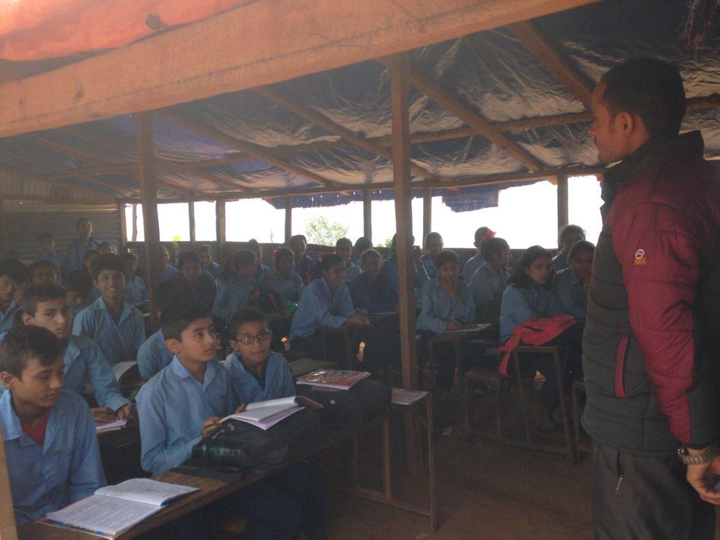 Teaching volunteer (8)